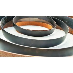 Cortenstalen Ring 33/6 cm